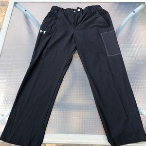 Under Armour Workout/ Training Pants - size Large